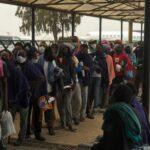 255 Nigerians stranded in Saudi Arabia arrive in Abuja