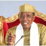 Just in: Newly re-elected Chad's president Idriss Deby shot dead
