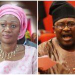 PDP berates Remi Tinubu for unkind words to Smart Adeyemi during Senate Plenary