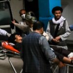 Deadly attack near Afghan school leaves 30 dead