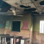 Mysterious fire razes RCCG school in Damaturu