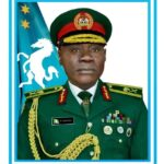 Just In: Buhari appoints Major General Farouk Yahaya as Chief of Army Staff