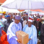 Zulum, VSF equip families of 61 district heads killed by Boko Haram