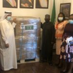 Saudi Arabia hands over 23 ventilators to Nigeria