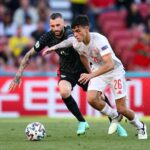 Spain knockout Croatia in eight-goal thriller