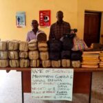NDLEA arrests Anambra Drugs Kingpin, recovers 548,000 Tramadol tablets