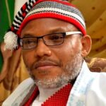 Court rejects Nnamdi Kanu's request to be moved to Kuje Correctional Centre