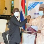NDLEA Signs MoU with Gambian Anti-Narcotic Agency
