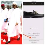 Reno Omokri: Buhari Wears $640 Shoes To Beg Loans From Countries Whose President Wear $100 Shoes