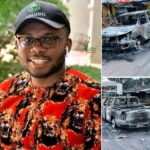 Tragedy As Gunmen Raze Vehicle Of Soludo Campaigner, Kill APGA Ward Chairman, Four Others In Anambra