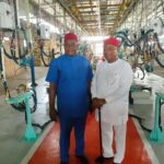 The Installation Process Of Innoson New Automated Plant Nnewi (Video, Photos)
