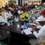 Communique issued at the end of the meeting of South East Governors and other leaders of the zone, hosted by Governor Ifeanyi Ugwuanyi of Enugu State, at the Government House, Enugu, on Tuesday, October 5, 2021