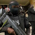 Happening Now: Unknown gunmen set both DSS and FRSC offices ablaze in Anambra