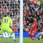 Liverpool 2-2 Man City: Salah scores stunner but De Bruyne rescues the reigning EPL Champion.